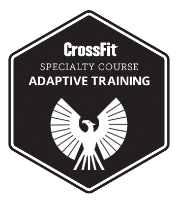 CrossFit Specialty Course: Adaptive Training