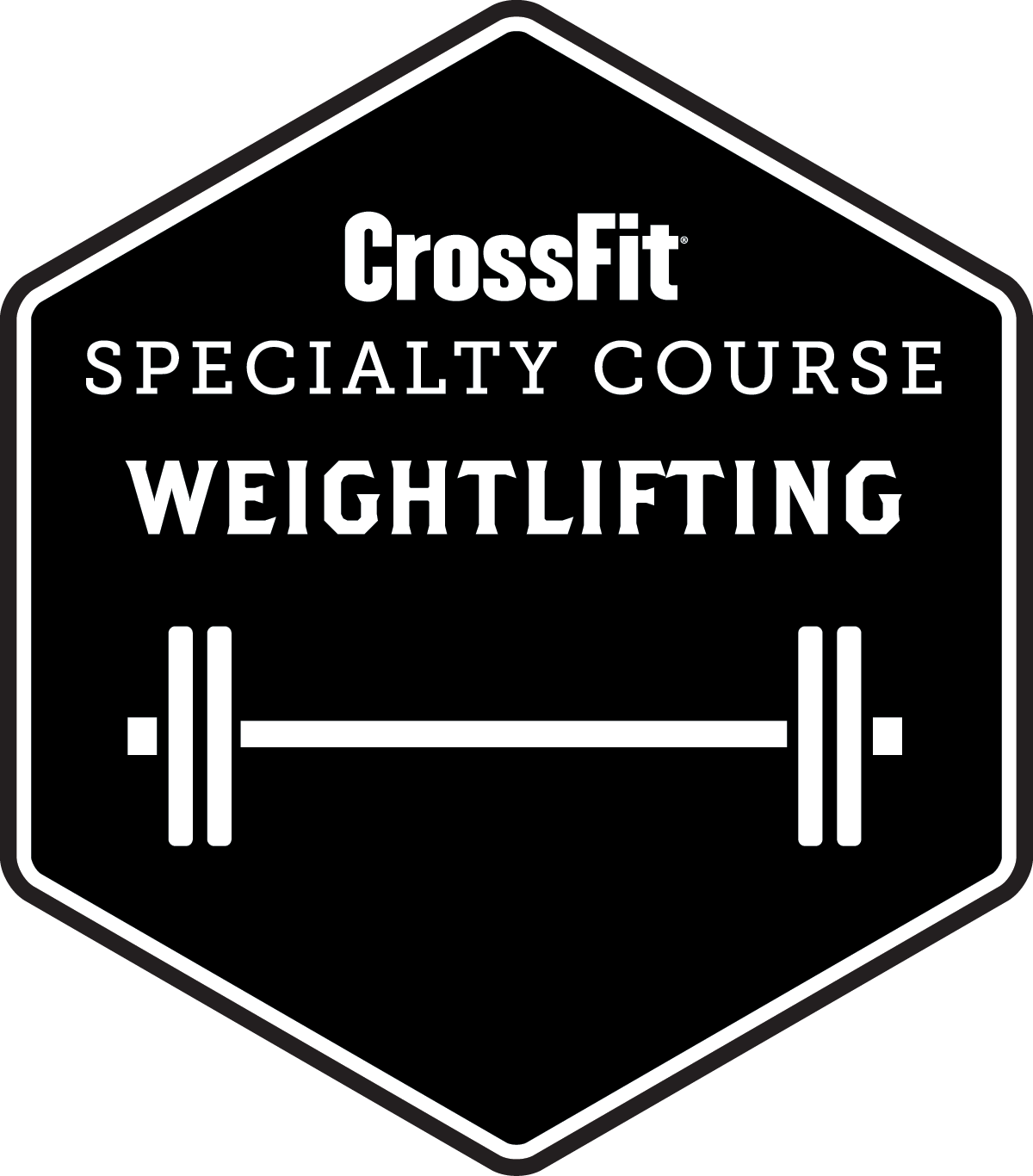 CrossFit Specialty Course: Weightlifting
